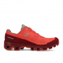 ZAPATILLAS ON RUNNING MUJER CLOUDVENTURE CORAL MULBERRY