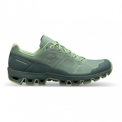 ZAPATILLAS ON RUNNING MUJER CLOUDVENTURE MOSS OLIVE