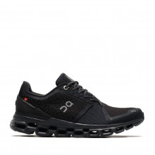 ZAPATILLAS ON RUNNING MUJER CLOUDSTRATUS BLACK SHADOW