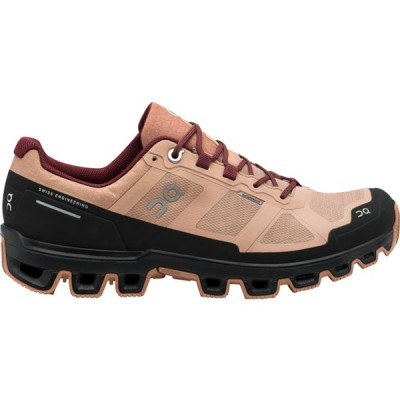 Mujer Waterproof On Zapatillas Rosebrown Cloudventure Running 0wXnON8Pk