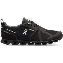 ZAPATILLA ON RUNNING MUJER CLOUD WATERPROOF BLACK LUNAR