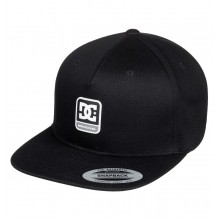 GORRA DC SHOES SNAPDRAGGER NEGRO