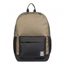 MOCHILA DC SHOES BACKSIDER CB VERDE/NEGRO
