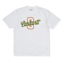 CAMISETA CARHARTT S/S TITAN BLANCO