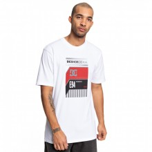 CAMISETA DC SHOES HOME VIDEO BLANCO