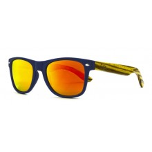 GAFAS DE SOL CASTOR WAY NAVY RED