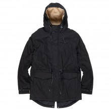 PARKA ELEMENT ROGHAN NEGRO