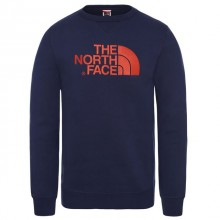 SUDADERA THE NORTH FACE DREW PEAK CREW AZUL