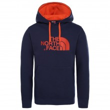 SUDADERA THE NORTH FACE DREW PEAK AZUL MONTAGUE