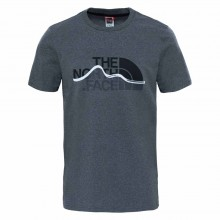 CAMISETA THE NORTH FACE MOUNT LINE W20