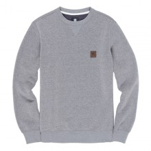 SUDADERA ELEMENT HEAVY CR GRIS