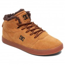 ZAPATILLAS ALTAS NIÑO DC SHOES CRISIS HIGHT WNT