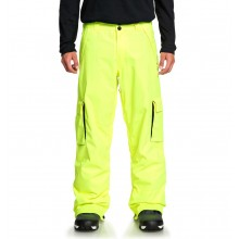 PANTALON DE NIEVE DC SHOES BANSHEE AMARILLO