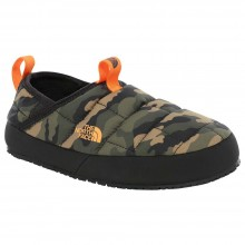 PANTUFLAS JUNIOR THE NORTH FACE TENT MULE II CAMO