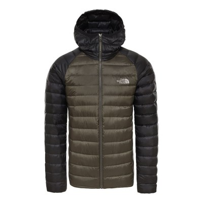 CHAQUETA THE NORTH FACE TREVAIL HOODIE VERDE