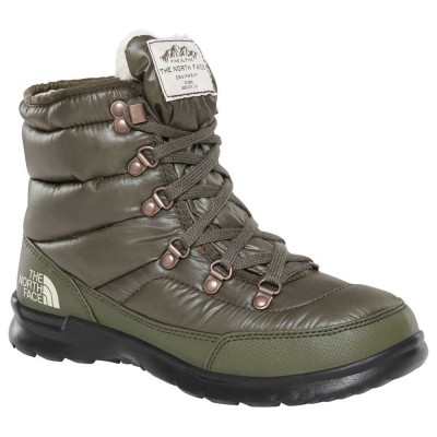 BOTAS THE NORTH FACE THERMOBALL™ LACE II VERDE