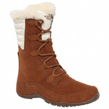 BOTAS MUJER THE NORTH FACE NUPTSE PURNA II MARRON/BLANCO