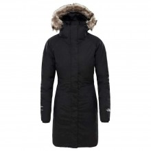PARKA THE NORTH FACE ARCTIC II NEGRO W