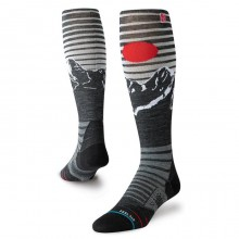 CALCETÍNES STANCE ALPINE JC SKI BLACK
