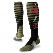 CALCETINES STANCE DOUBLE DIAMOND BLACK