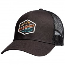 GORRA BILLABONG WALLED ADIV TRUCKER BLACK