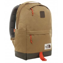 MOCHILA THE NORTH FACE DAYPACK MARRÓN