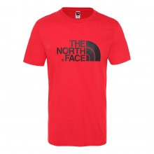 CAMISETA THE NORTH FACE EASY SS ROJO