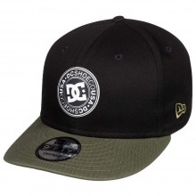 GORRA DC SHOES SPEED DEMON NEGRO