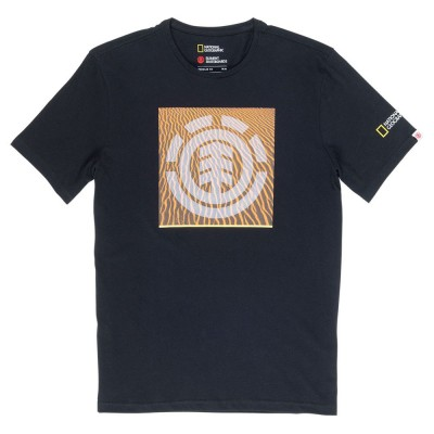 CAMISETA ELEMENT DUNES ICON BLANCO