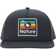 GORRA HIPPYTREE CHROMATIC NEGRO