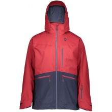 CHAQUETA SCOTT MS ULTIMATE DRX ROJO