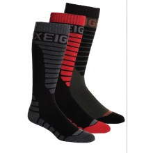 CALCETINES 686 STRIKE SOCK PACK DE 3