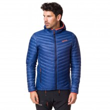 CHAQUETA VERTICAL DOWN AZUL