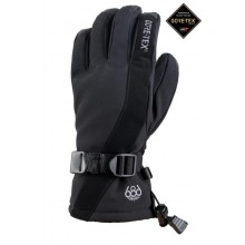 GUANTES W 686 GORE-TEX LINEAR NEGRO