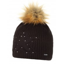 GORRO EISBAR CHANTAL LUX CRYSTAL NEGRO