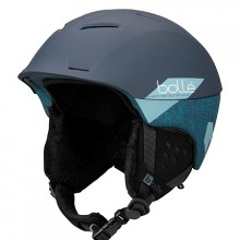 CASCO ESQUÍ BOLLE SYNERGY SOFT NAVY SLASH
