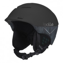 CASCO ESQUI BOLLE SYNERGY NEGRO FOREST