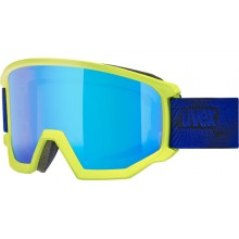 GAFAS DE VENTISCA UVEX ATHLETIC CV LIME MAT