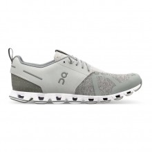 ZAPATILLAS MUJER ON RUNNING CLOUD TERRY SILVER
