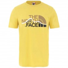CAMISETA THE NORTH FACE MOUNTAIN LINE S20