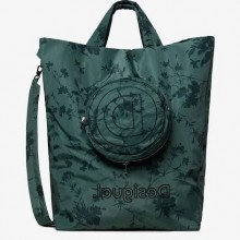 BOLSO DESIGUAL SHOPPING BAG GARDENS