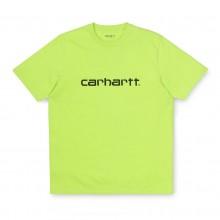 CAMISETA CARHARTT S/S SCRIPT SINGLE S20