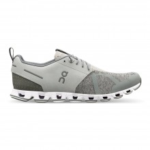 ZAPATILLAS ON RUNNING CLOUD TERRY SILVER