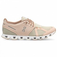 ZAPATILLA ON RUNNING CLOUD MUJER ROSE SAND