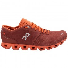 ZAPATILLAS ON RUNNING CLOUDX MAN SIENNA RUST