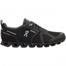 ZAPATILLA ON RUNNING CLOUD WATERPROOF BLACK/LUNAR