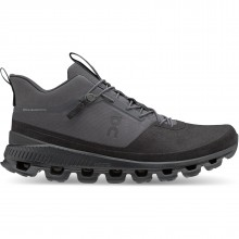 ZAPATILLAS ON RUNNING CLOUD HI ECLIPSE BLACK