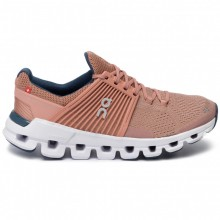 ZAPATILLAS ON RUNNING MUJER CLOUDSWIFT BLUSH DENIM
