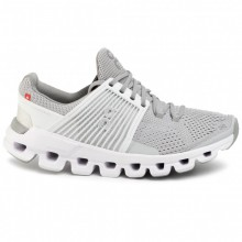 ZAPATILLAS ON RUNNING MUJER CLOUDSWIFT GLACIER BLACK