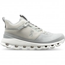 ZAPATILLAS ON RUNNING MUJER CLOUD HI GLACIER GREY